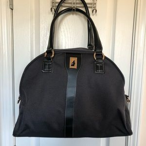 SOLD—LONDON FOG Carry On Luggage Duffle Bag
